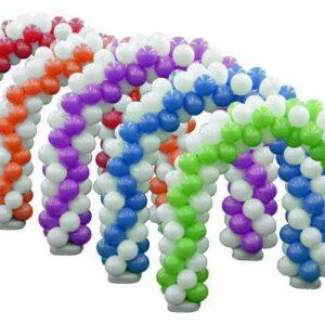 arcada din baloane orice culoare