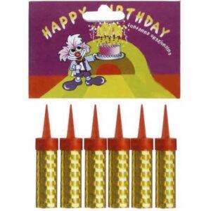 Artificii tort 1 Buc. ( h 10 cm)-0
