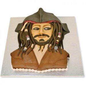 Tort Captain Jack Sparrow-0