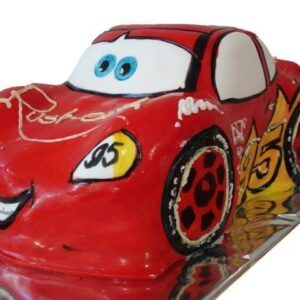 Tort masina Fulger Mcqueen din Cars-0