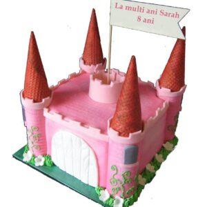 Tort Castelul din poveste-0