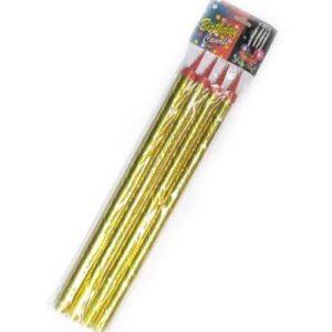 Set de 4 artificii mari pentru tortul de nunta (30 cm)-0