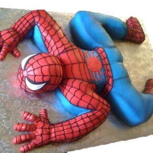 Tort Spiderman 3D-0