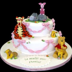 Tort Winne the Pooh si prietenii-0