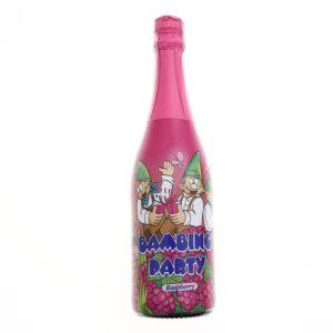 Sampanie copii Bambino Party Zmeura-0