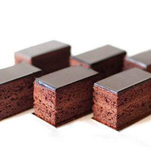 Mini prajituri de casa cu ciocolata-0