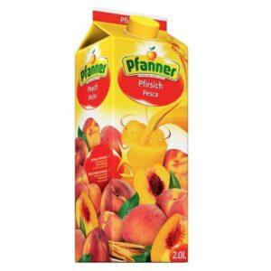 Pfanner suc natural de piersici 2 L-0