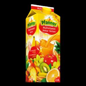 Pfanner suc natural Multivitamin 2 L-0