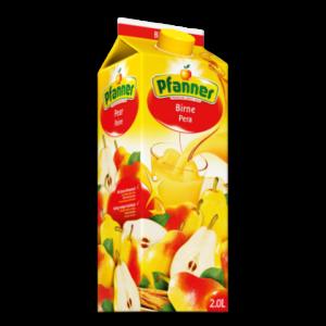 Pfanner suc natural de pere 2 L-0