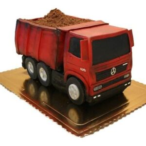 Tort camion Mercedes-0