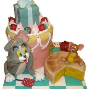 Tort copii Tom si Jerry-0