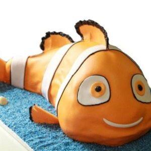 Tort pestisorul Nemo 3D-0