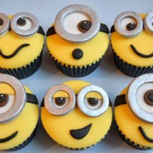 Cupcakes Minion Rush
