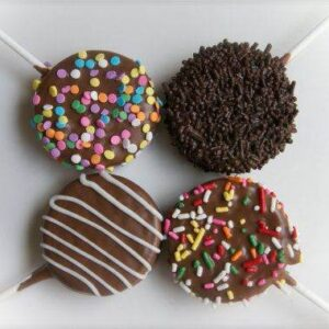 Cakepops din biscuiti oreo -0
