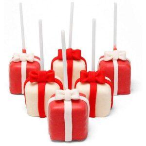 Cakepops cadou de craciun-0