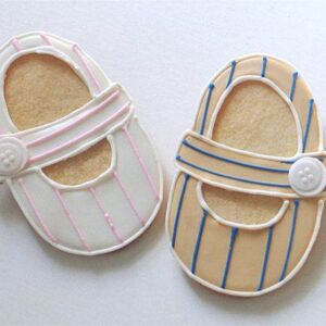Turta dulce in forma de botosei-0