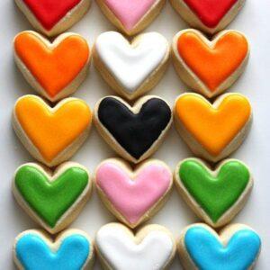 Turta dulce pentru Valentine's Day -0