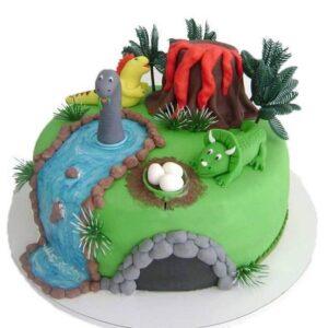 tort insula dinozaurilor