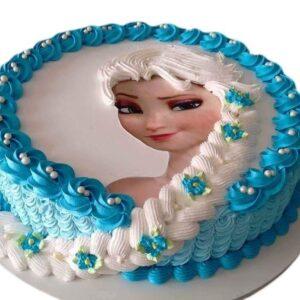 Tort cu Regina Elsa