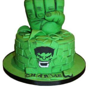 Tort cu uriasul Hulk