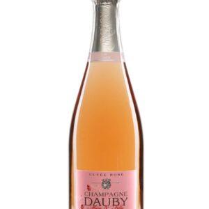 Sampanie Dauby Mere & Fille Cuvee Rose Brut 0.75l