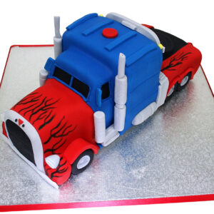 Tort camion transformers