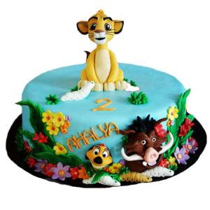 regele leu lion king Simba