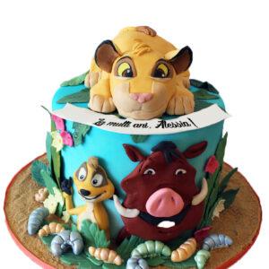 Tort lion king si prietenii