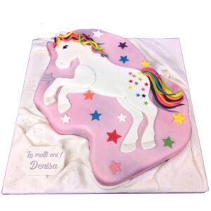 Tort cu unicorn