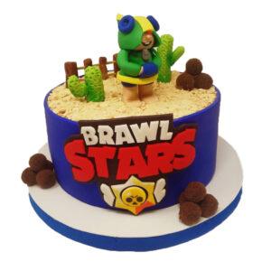 Tort Brawl Stars Leon