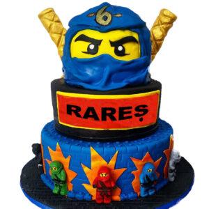 Tort Ninjago Razboinicul